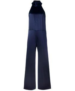 GALVAN | Windmill Wide-Legged Jumpsuit 38 Silk