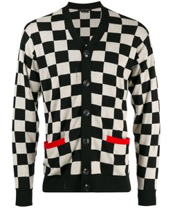 Marc Jacobs | Checkered Cardigan L