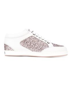 Jimmy Choo | Miami Sneakers 38 Pvc/Leather/Rubber
