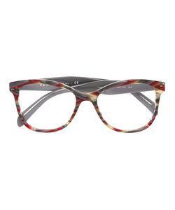 Prada Eyewear   Cat Eye Glasses Acetate