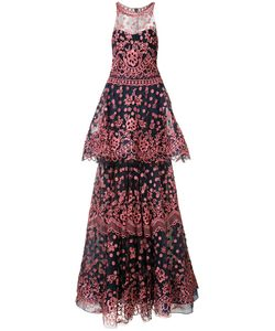 Marchesa Notte | Two-Tiered Gown 6