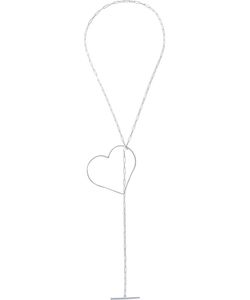 Seeme | Heart Pendant Chain Necklace Women