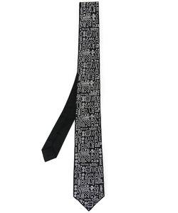 Jupe By Jackie   Printed Tie Silk