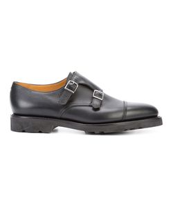 JOHN LOBB | Buckled Shoes Size