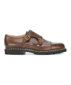 Paraboot | Double-Buckle Monk Shoes 11