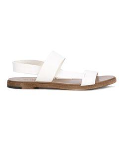 Roberto Del Carlo | Sling-Back Flat Sandals Size 36 Calf