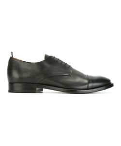 Buttero | Formal Derby Shoes 43 Calf Leather/Leather/Rubber