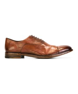 Alberto Fasciani | Classic Lace Up Shoes 43 Leather