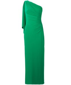 Polo Ralph Lauren | One Shoulder Fitted Gown Size 6
