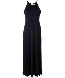 Michael Michael Kors | Metallis Choker Neck Gown