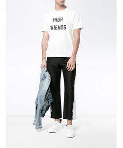 Neighborhood | X Fuct Ssdd T-Shirt With Contrasting Text Print