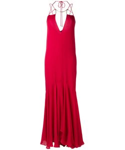 Plein Sud | Deep V-Neck Gown