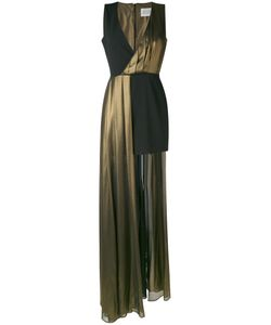STEFANO DE LELLIS | Asymmetric Pleated Dress