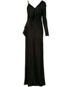 Diane Von Furstenberg | Asymmetric Ruffle Dress Size 4