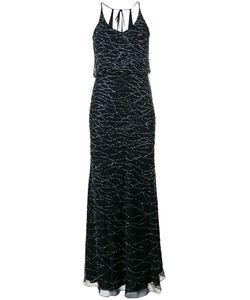Armani Collezioni | Glitter Long Dress