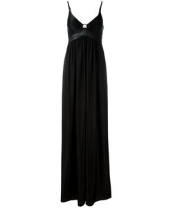 Paco Rabanne | Spaghetti Strap Evening Dress Size 40 Viscose/Spandex/Elastane