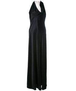 Lanvin | Вечернее Платье С Открытой Спиной