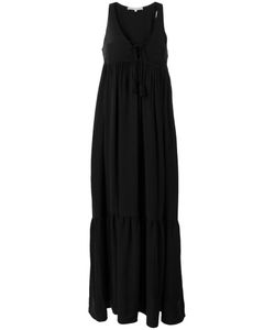 Vanessa Bruno | V-Neck Maxi Dress Size 36