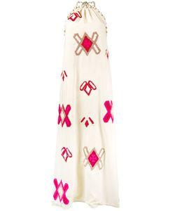 Mochi | Вышитое Платье Lila