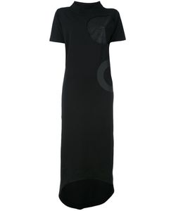 Y-3 | T-Shirt Dress Medium Cotton/Spandex/Elastane