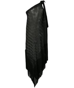 Missoni | Asymmetric Fringed Dress 40