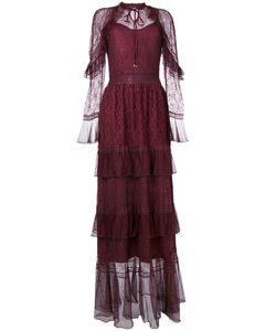 Just Cavalli | Платье С Кружевной Отделкой