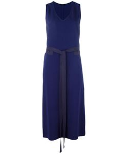 Joseph | Tie Waist Dress 36 Spandex/Elastane/Viscose