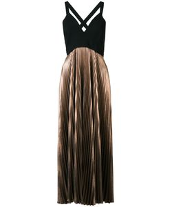 A.L.C. | A.L.C. Sweetheart Neck Pleat Dess Size 4