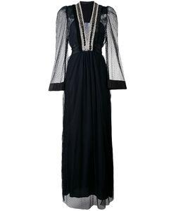 Amen | Платье С Глубоким V-Образным Вырезом