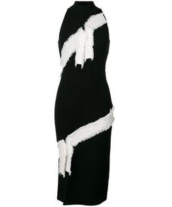 Jonathan Simkhai | Платье-Халтер В Рубчик
