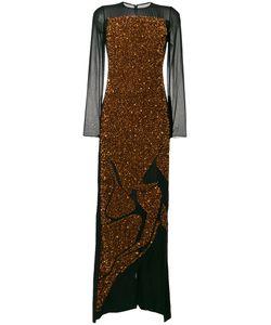Tom Ford | Длинное Платье С Пайетками