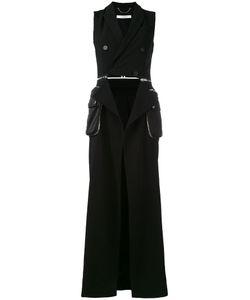 Givenchy | Sleeveless Slit Coat 42