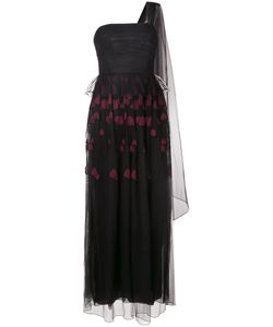 INGIE PARIS | Embroidered Lace Dress Women