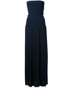 Antonio Marras | Приталенное Платье Шифт Без Бретелек