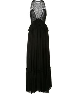 Givenchy | Lace Body Gown 38 Silk