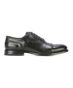 W.Gibbs | Classic Derby Shoes 43 Calf Leather/Leather