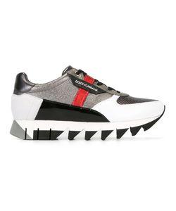 Dolce & Gabbana | Capri Sneakers 42.5 Leather/Rubber/Patent Leather