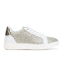 Casadei   Glitter Sneakers