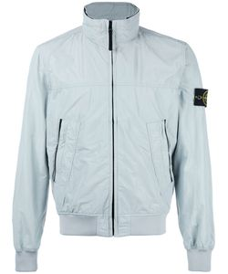 Stone Island | Zipped Jacket Medium Polyamide/Polyester