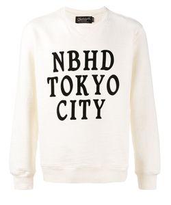 Neighborhood | Tokyo City Print Sweatshirt