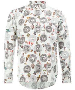 COMME DES GARCONS HOMME PLUS | Comme Des Garçons Homme Plus Printed Shirt Size Small