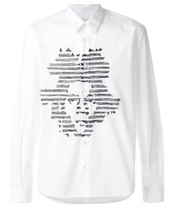 JIMI ROOS | J.M Embroidered Shirt Men