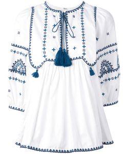 TALITHA | Sindhi Blouse Medium Cotton