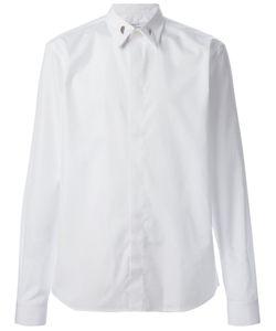 Givenchy | Рубашка С Острым Воротником