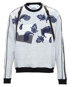 James Long   Lace And Strap Sweatshirt