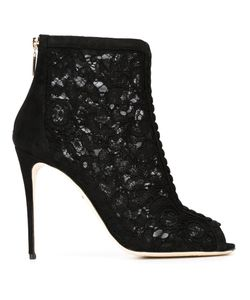Dolce & Gabbana | Ботильоны С Открытым Носком
