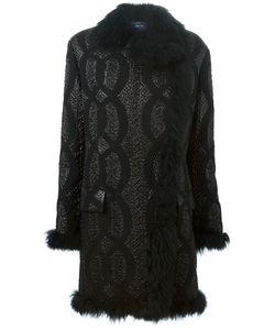 Lanvin | Пальто С Тисненым Узором