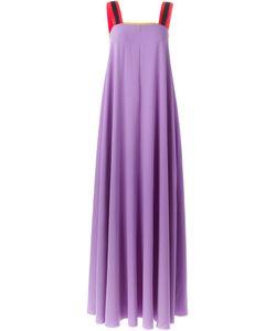 ROKSANDA | Длинное Платье С Контрастными Лямками