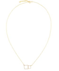 BY BOE | Square Link Necklace