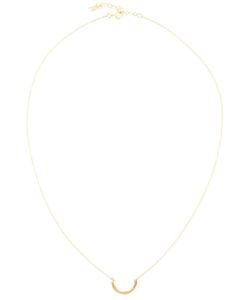 BY BOE | Twin Curve Necklace
